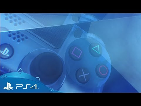 Blue Crystal DUALSHOCK 4   Available Now