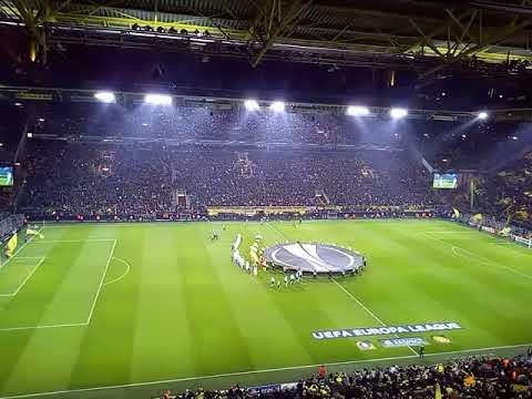 UEFA Europa League 2017-18 Borussia Dortmund - Atalanta Bergamo 15/02/2018