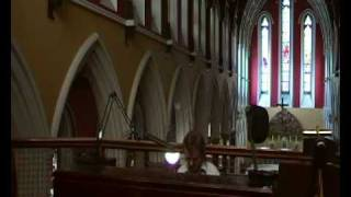 Tetris Theme Music Played on Church Organ