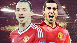 Ibrahimovic & Mkhitaryan ● Deadly Duo ● Amazing Skills ● HD