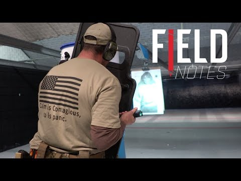 Field Notes Ep. 14, Running a Shield, with Bill Blowers.