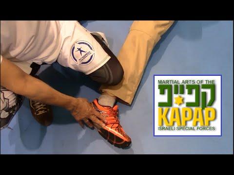 ISRAELI KAPAP Techniques - AVI NARDIA