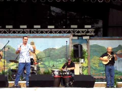 Armonia Cultural canta Wilfredo Gonzalez