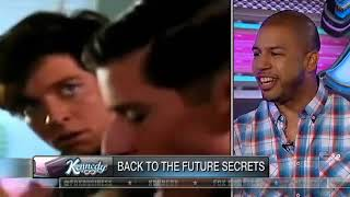 Caseen Gaines Discusses Back to the Future on Kennedy (2015)