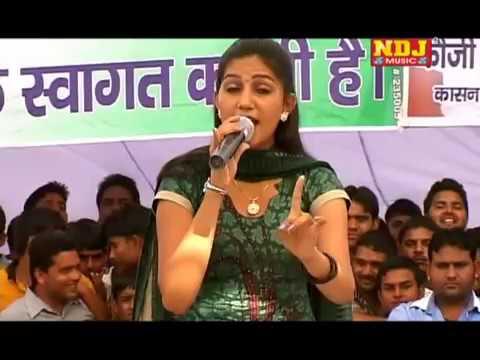 sapna New Haryanvi Ragni Dance 2017 # New Ragni 2017 # Sapna Choudhary # NDJ Music