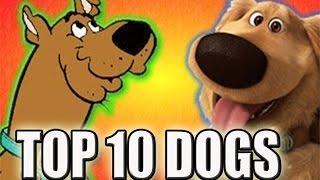 Tüm zamanların en iyi 10 Çizgi film Köpek Karakteri