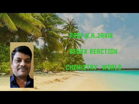 REDOX REACTION ,_ How to calculate oxidation number of an element  XI chemistry  Maharashtra board