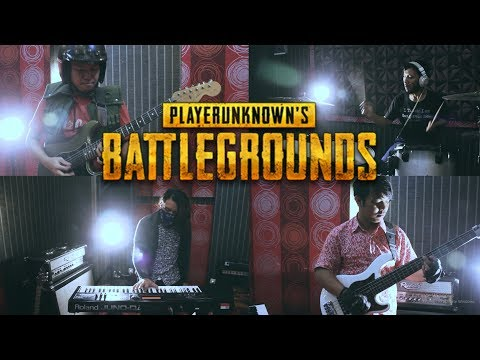 Soundtrack PlayerUnknown's Battlegrounds Metal Cover by Sanca Records