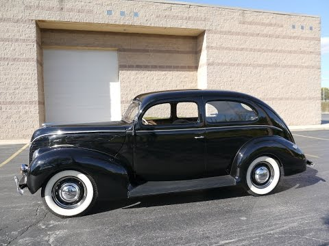 1938 Ford Deluxe Tudor ***FOR SALE***