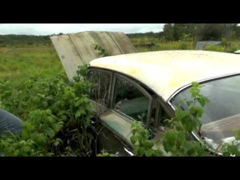 1960 Bel Air 4 Door Parts Car