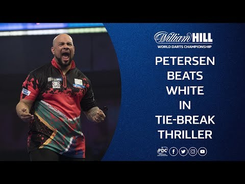 Petersen & White's Tie Break Thriller! 2018/19 World Darts Championship