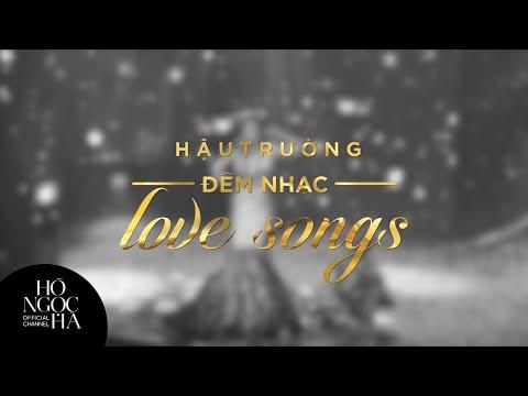 "Behind The Scenes: Đêm nhạc ""Hồ Ngọc Hà - Love Songs"" (Official)"