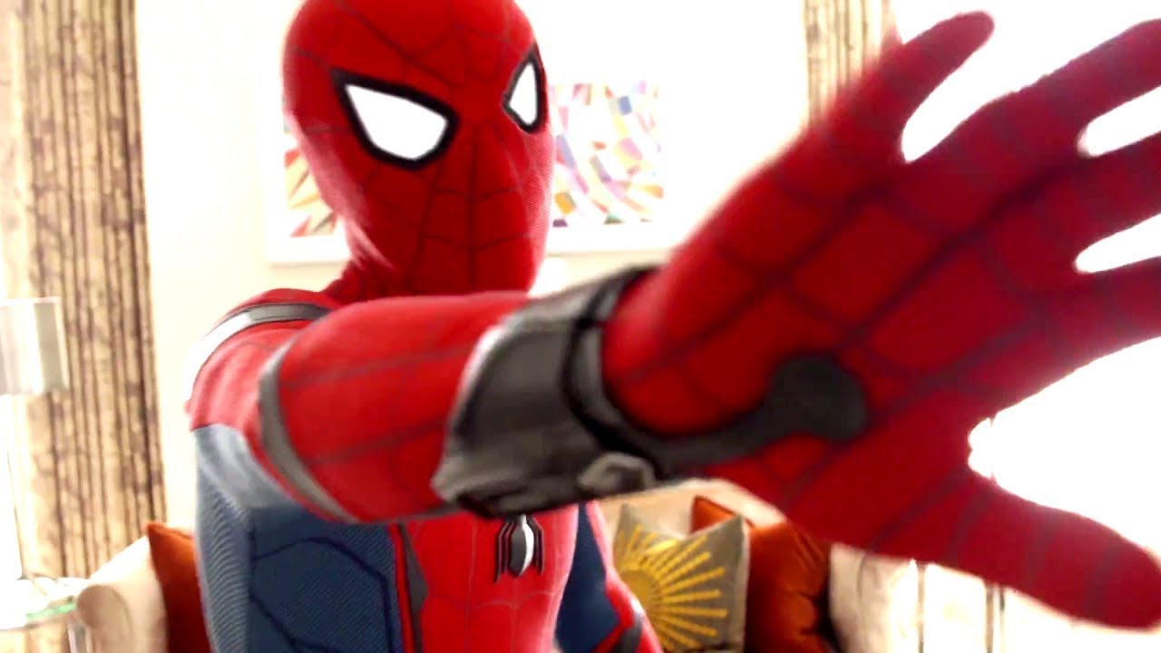 Spider man homecoming 4 nouveaux spots du film youtube - Image spiderman ...