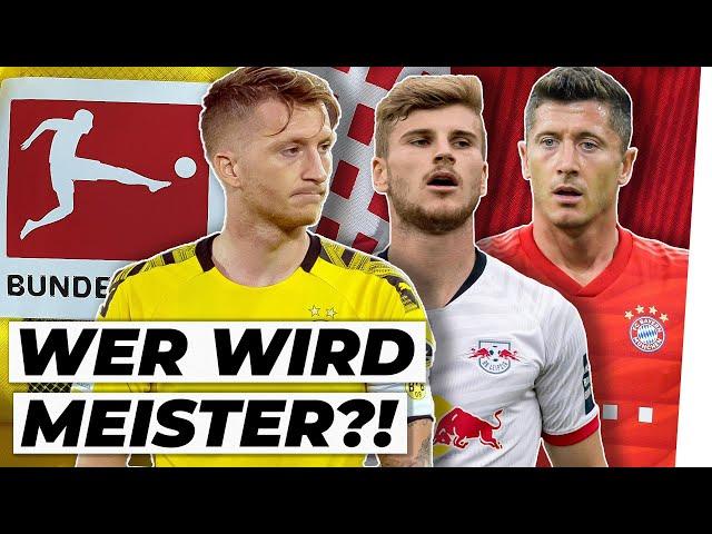 Großer Meister-Check: Dieser Verein holt die Schale?!  Bundesliga Vorschau  Teil 3/3