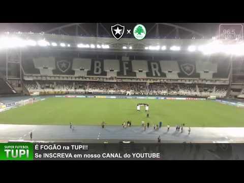 Botafogo x Boavista - Campeonato Carioca - Taça Rio - 1ª Rodada - 01/02/2020
