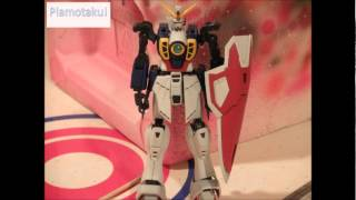 Sprueworld- 1-100 MG Wing Gundam Updates 5-9-2012