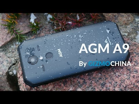 AGM A9 Review - Great Budget Rugged Phone!