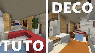 Tuto Deco Maison Moderne Minecraft Youtube