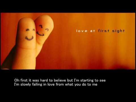 Jori King Love at first sight with lyrics