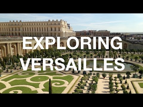 Palace and Gardens of Versailles | Outside Paris, France