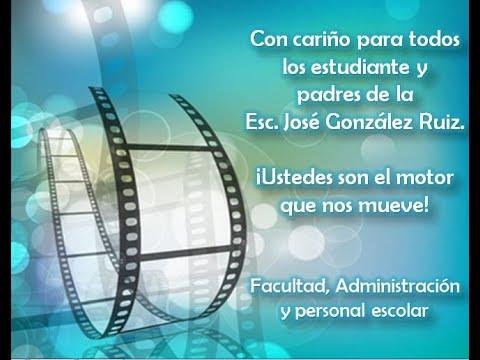 Escuela Jose Gonzalez Ruiz, Aguada- Cierre año escolar 2019-2020