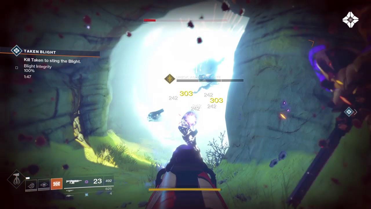 Destiny 2's Whisper of the Worm/Black Spindle secret exotic
