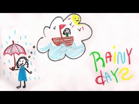 Tim Kubart and the Space Cadets  Rainy Days