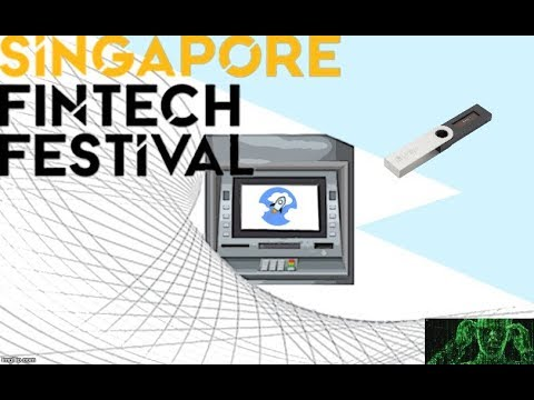 Stellar Lumens (XLM) First Singapore ATM Fintech Festival, Partnerships and Ledger Nano S Support