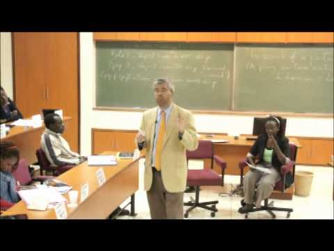 Prof Santiago Legarre - Strathmore Law School