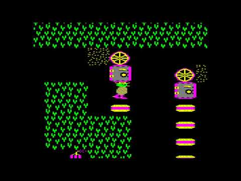 Around the World in 40 Screens for the BBC Micro