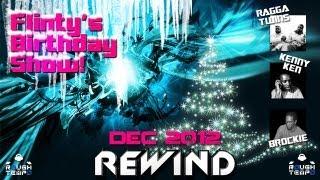 RAGGA TWINS with KENNY KEN & BROCKIE- Rough Tempo LIVE! - December 2012