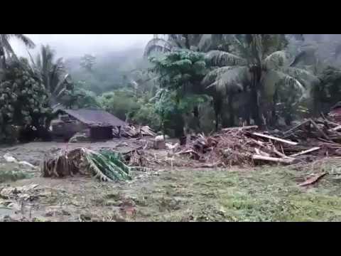 ACT Lampung Buka Posko Kemanusiaan dan Dapur Umum di Pekon Umbar
