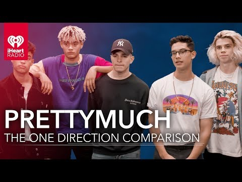 Is PRETTYMUCH the Next One Direction?