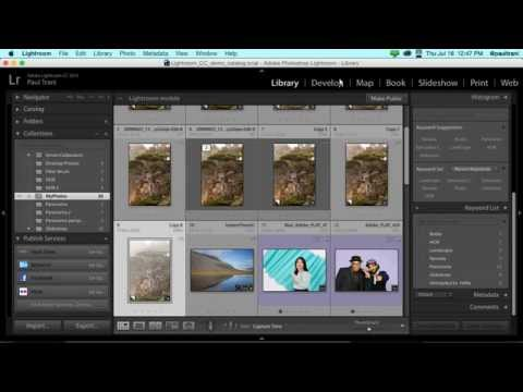 Webinar - Crash Course in Adobe Creative Cloud - 2015-07-16