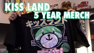 Kiss Land 5 Year Merch Clothing Review + On Body (The Weeknd)