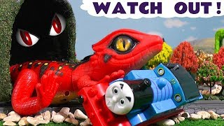 Thomas & Friends - Watch Out Tomas Toy Train Stories And Bloopers Tt4u