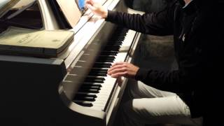Phantom Of The Opera - The Point Of No Return (PIANO VERSION)