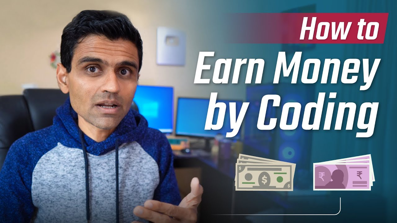 How to Earn Money by Coding   Make Money by Programming