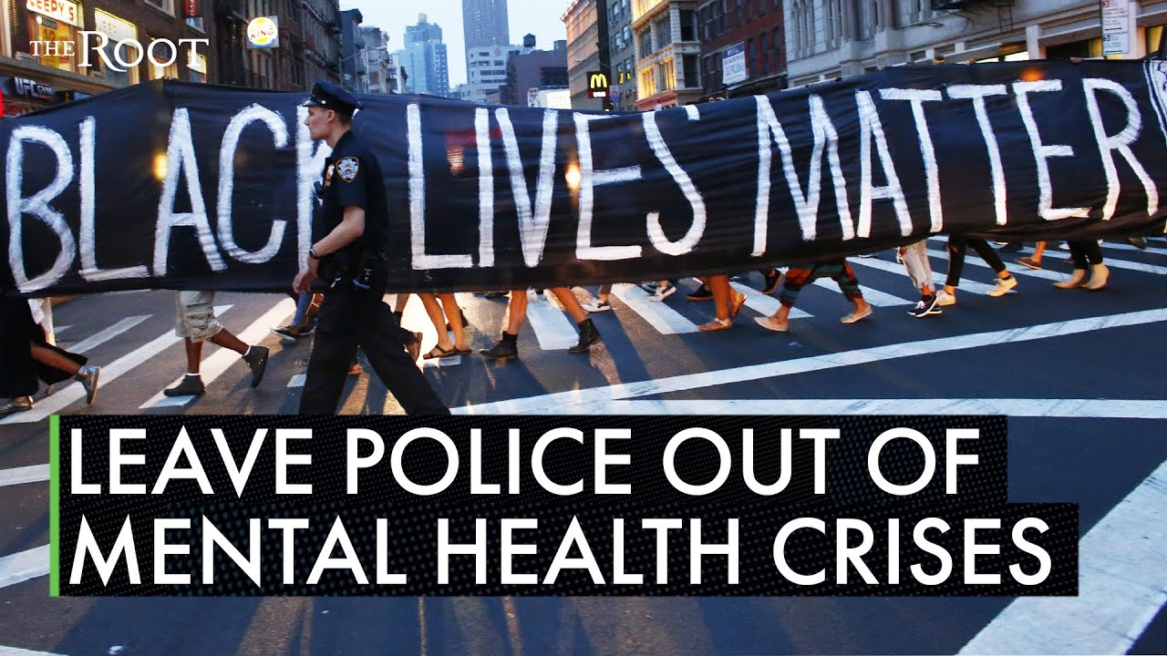 Don't Call 911: America's Police and Healthcare Fail Black People With Mental Health Problems