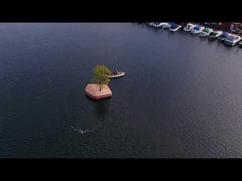 Copenhagen's stunning floating island
