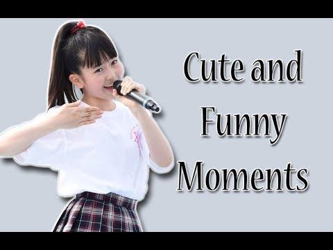 Momoe Mori (森萌々穂) Cute and Funny Moments