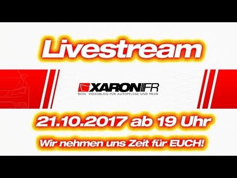 Samstags Livestream ab 19 Uhr - Abwechslung muss sein! Ob wir aufzeichnen steht in den Sternen ;-)