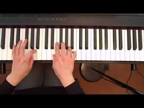 Masters in this Hall - Piano Christmas Carol - Christmas Popular Carols with lyrics