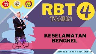 Simbol & Tanda Keselamatan  # RBT #tahun4