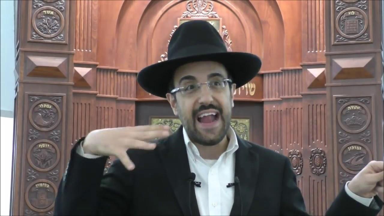 הרב מאיר אליהו - חודש אלול - הכנה לראש השנה - סליחות מעומק הלב - עבודת ה' בכל הכח!