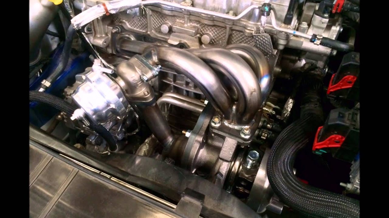 Road Race Motorsports Part 1 Turbo System For The 2 4l