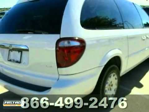 2001 Chrysler Town & Country #HUT18908 in Ft. Worth Dallas,