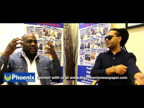 EXCLUSIVE: The Phoenix Newspaper Interviews Apache Indian Part 2