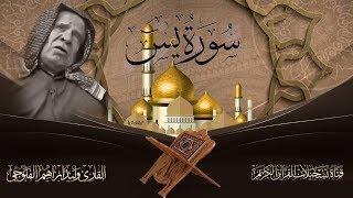 القارئ وليد ابراهيم الفلوجي - ماتيسر من سورة يس  ( نسخة خام بدون صدى )
