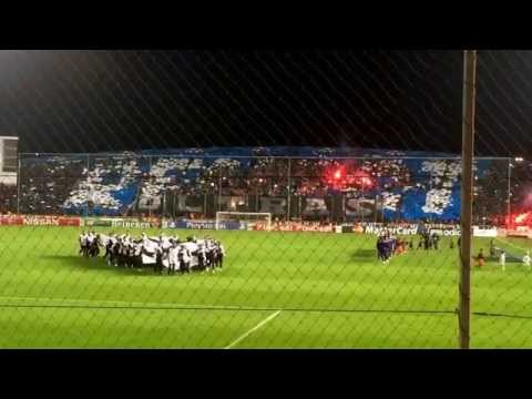 Apoel vs FC Barcelona - the Cyprus Welcome 2014